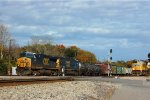 CSXT F769 and Q491